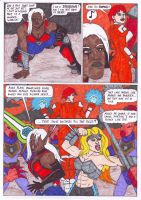 Amazons and Aliens: Page 5 by Branded-Curse