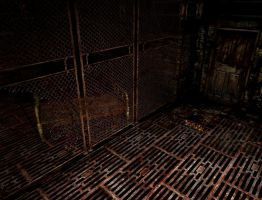 Silent Hill concept art by ParRafahell