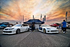 Greddy Booth by 7perfect7