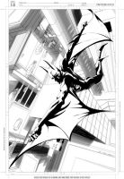 Batman Beyond by evnaccd