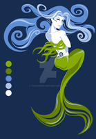 Mermaid by Zygamora