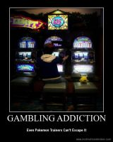 Ash's Bad Habit by pikabellechu