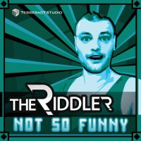 The Riddler_Not So Funny by TesserarT