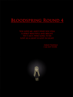 Bloodspring Round 4 Cover by Skyserpent