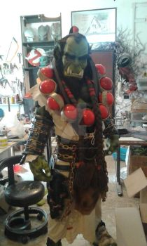 Thrall Cosplay - World of Warcraft by StudioLaboratorio51