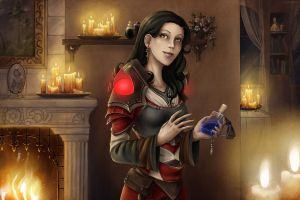 Lucenda_commission_ by Soumin
