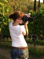 Photo of a photographer by RubyLovestone