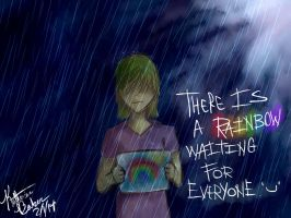 Rainbow For Everyone by The-Booboochus