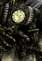 Hickory Dickory Dock by Travis-Anderson