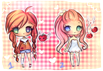 Paypal Fruit Adoptables (SOLD) by mochatchi