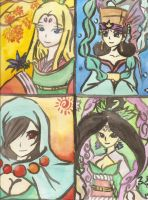 the four seasons by pichinayu