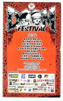 doom festival poster 2007 fix by ihsanpunkrock