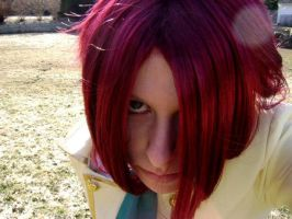 Kallen: Best MySpace Shot by kuribou