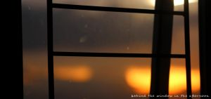 behind the window in the afternoon by fajaranf