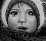 Cold Tears by AngelasPortraits