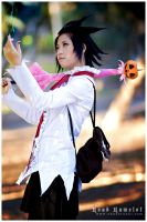 D.Gray-Man: Road Kamelot by JoLuffiroSauce