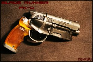 Blade Runner PK-D Complete by JohnsonArms