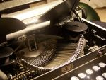 Typewriter stock 06 by blackcatstock