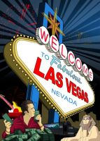 Welcome To Fabulous Las Vegas Nevada by Adamzworld