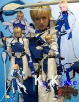Ky Kiske Cosplay Collage by Katoma