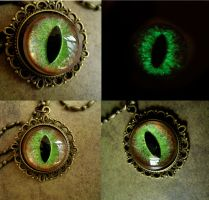 Custom for Lady SYoshiko - Peridot Bronze Dream by LadyPirotessa