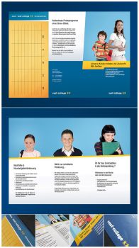 Vest-College Brochure by GreatNemo