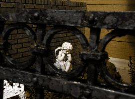 Cherub Alone by thrikreed