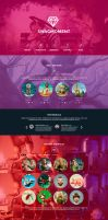 SwagMoment Parallax WP Theme by wpthemes