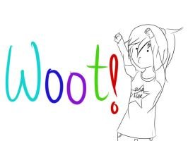 WOOT! by SerEnyPie