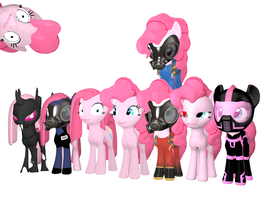My pinkie collection by labet1001