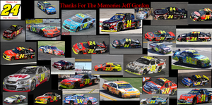 Jeff Gordon Tribute by Racefan2464