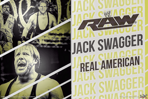 New Jack Swagger and Zeb Colter WWE Wallpaper by TheElectrifyingOneHD