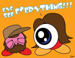 Game Grumps - Eye See Everything by Xsore