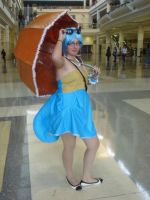Megacon '13: Squirtle by NaturesRose