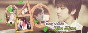 Happy birthday Kim Kibum by Baobaobei