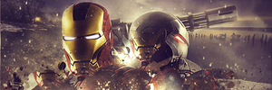 Iron Man by Kinetic9074