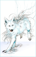 AT.:Tatchit .:Ice Fun:. by WhiteSpiritWolf