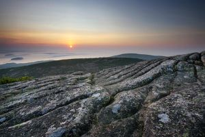 Cadillac Mountain Sunrise by tfavretto