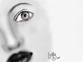Tablet Doodle by Aemiliia