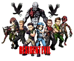 Resident Evil by juniorbunny