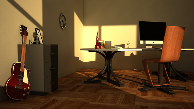 Room Animation - Overview by BeIntelligent