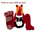 Furry Halloween Special 2014 by TobyMcDee