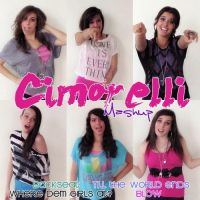Cimorelli Cover Artwork - Backseat Mashup by xNiciCupcake