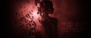 Generic Banner 3 Red by thewordslinger
