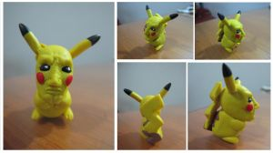 Mankachu Ikemon by lolofdoom