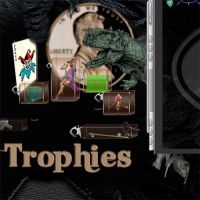 Cat-Tales 63: Trophies by chrisdee