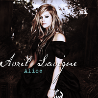 Avril Lavigne - Alice CD Cover by feel-inspired