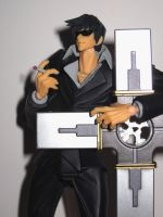 Wolfwood the cool guy by katiewhy