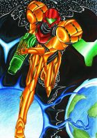 Metroid Prime 2: Echoes by Shiranui94