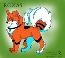 Roxas by PinkScooby54